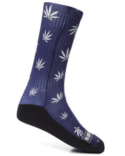 Accessories - Dodger Weed Socks