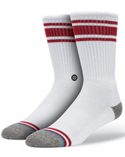 Buyers Picks - White Out Socks