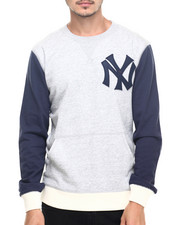 Men - New York Yankees MLB Team to Beat Crew Sweatshirt
