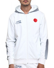 Men - RISING SUN TRACK JACKET