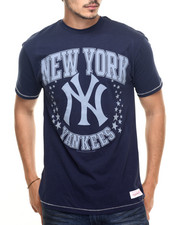 Mitchell & Ness - New York Yankees MLB Hometown Champs Tee