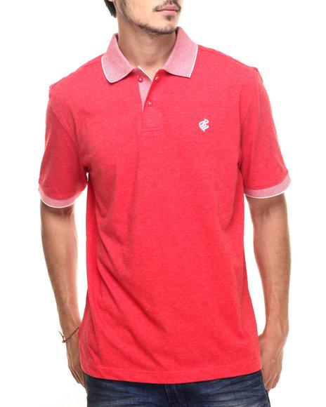 Rocawear - Men Red Macro Polo