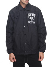 Mitchell & Ness - Brooklyn Nets Assistant Coach Jacket