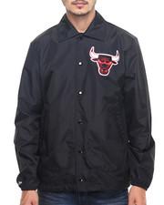 Mitchell & Ness - Chicago Bulls Assistant Coach Jacket