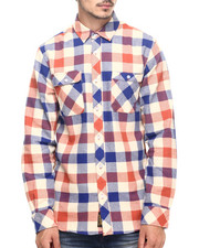 Shirts - Cabin Flannel L/S Button-down