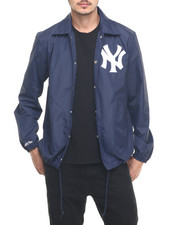 Mitchell & Ness - New York Yankees MLB Assistant Coach Jacket