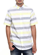 Rocawear - Oxford Stripe S/S Button-down
