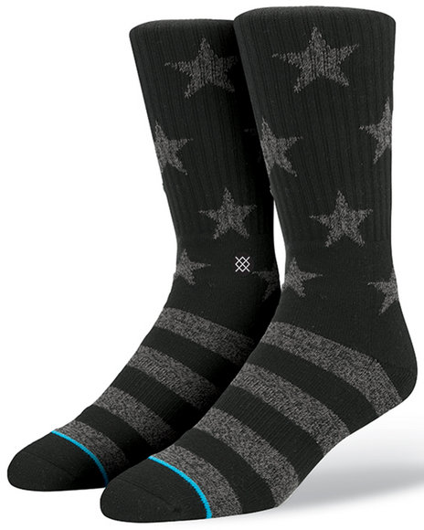 Stance Socks Men Richmond 2 Socks Black LargeXLarge