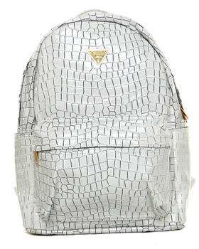 Women - CROCODILE PU BACKPACK