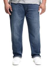 Jeans - Dean Raw denim jeans (B&T)