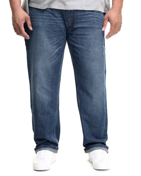 Akademiks Medium Wash Jeans