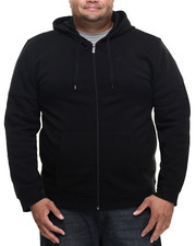 Hoodies - Essential full zip hoodie (B&T)