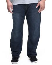 Akademiks - Dean Raw denim jeans (B&T)