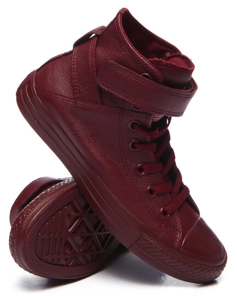 Converse - Women Maroon Chuck Taylor All Star Breachuck Taylor All Star Brea