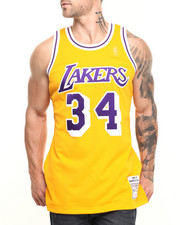Mitchell & Ness - Shaquille O'Neal Los Angeles Lakers NBA Authentic Jersey