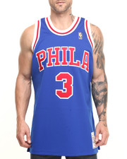 Mitchell & Ness - Allen Iverson 1996-97 Philadelphia 76ers Authentic Jersey