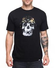 Shirts - Bucket Skull V2 T-Shirt