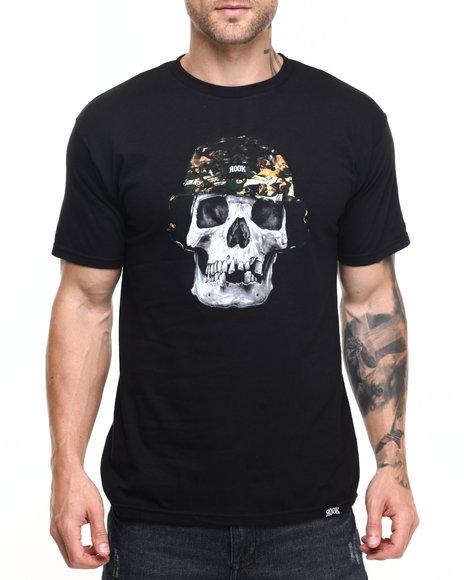 bucket skull v2 t shirt