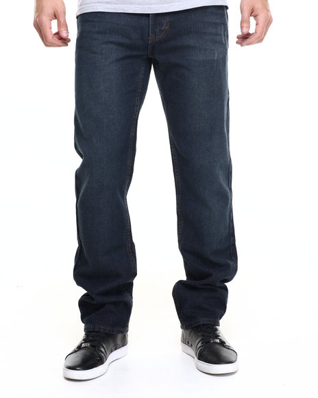 Akademiks Dark Wash Jeans