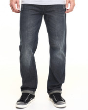 Jeans & Pants - Dean Raw denim jeans