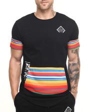 Men - Desert Stripe S/S Tee