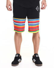 Shorts - Desert Stripe Shorts