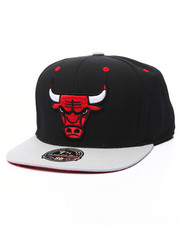 Mitchell & Ness - Chicago Bulls 2 Tone Fitted Cap