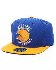 Mitchell & Ness - Golden State Warriors 2 Tone Fitted Cap
