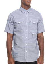 Rocawear - Dipped S/S Button-down