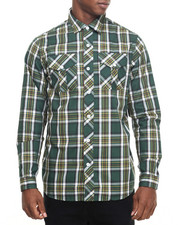 Rocawear - Fall Madras L/S Button-down
