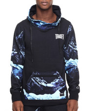 TRUKFIT - Cut & Sew Funnel Neck Hoody