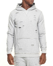 Fall Shop - Men - Dystopia Destructed Pullover Hoodie