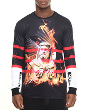 Hudson NYC - Fire Statue L/S Tee