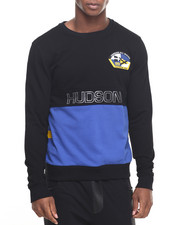 Men - Wavy Coast Crewneck Sweatshirt