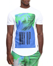 Shirts - Way Up S/S Tee