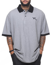 Rocawear - Shadow Twill Polo (B&T)