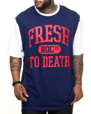 Rocawear - Fresh Kid S/S Knit Tee (B&T)