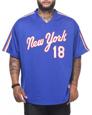 Shirts - New York Mets Authentic Mesh BP Jersey