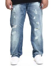 Men - Crescent washed denim Jeans (B&T)