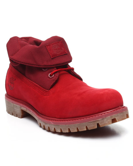 Timberland - Men Red Roll - Top Red Release