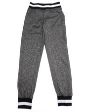 Deals-Girls - VARSITY BANDED JOGGER (7-16)