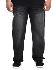 Regular - Volume R-Script Jeans (B&T)