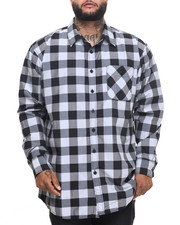 Rocawear - Runner L/S Button-down (B&T)