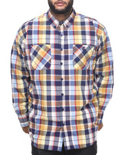 Rocawear - Parker L/S Button-down (B&T)