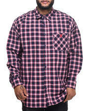 Rocawear - Wayne L/S Button-down (B&T)