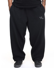 Rocawear - Script Fleece Pants (B&T)