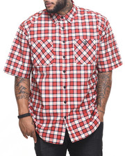 Rocawear - Finisher S/S Button-down (B&T)