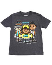 T-Shirts - TRUKFIT CREW TEE (8-20)