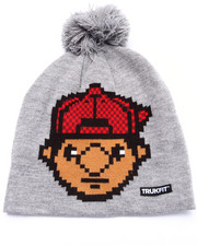 Deals-Boys - LIL' TOMMY POM POM BEANIE (8-20)