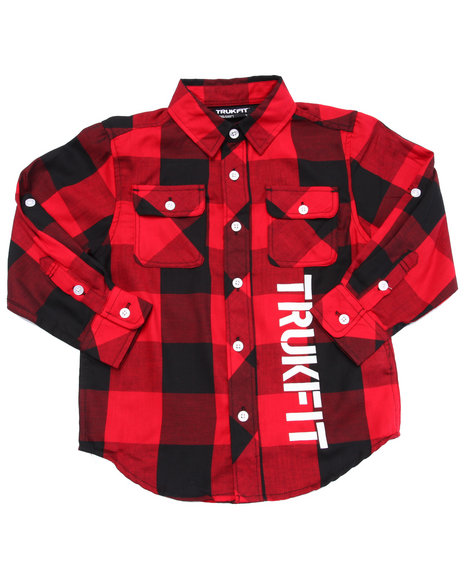Trukfit Button-Downs